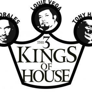 Tony Humphries, David Morales, Louie Vega : 3 Kings of House @ Ministry of Sound (21.09.2013)