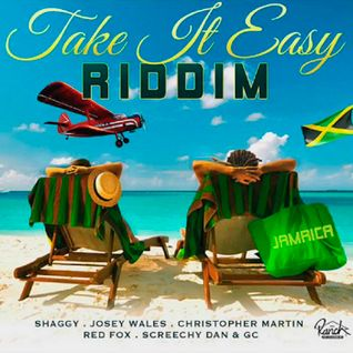 Take It Easy Riddim megamix 2014