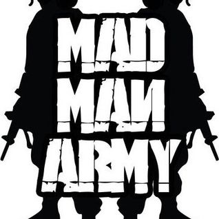 THUNDA BANTON D'n'B MIX - APRIL 2012 - MADMAN ARMY STYLE