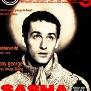Sasha @ G-Spot Derby 1992