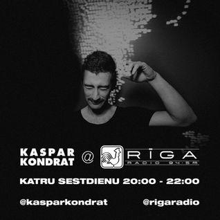 Riga Radio ar Kaspar Kondrat 2013.06.01