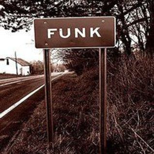 Out of the darkness, came funk
