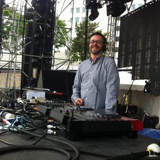 Keith Kemp opening DJ set, Main Stage @ Movement May 2015