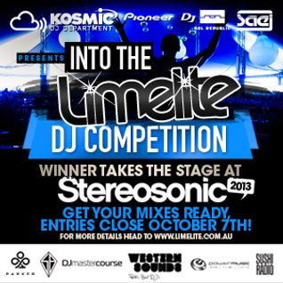 Into the Limelite DJ Competition 2013 (AJ Mix)