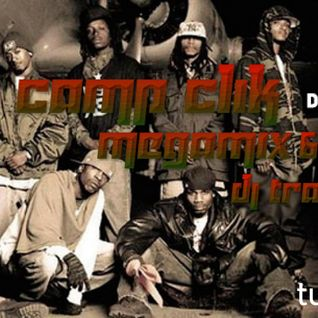 DJ Trap Jesus - Boot Camp Clik Megamix PT 2 on WPIR 98.4Fm