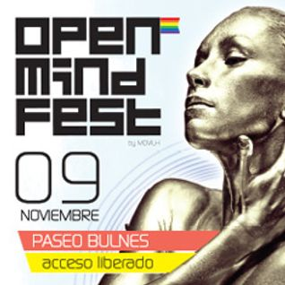 Meste - Open Mind Fest 2013 (Santiago, Chile)