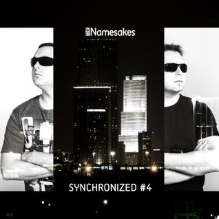 SYNCHRONIZED #4 - live set