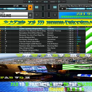 Fab vd M Presents A Trip To The Trance World Episode 21 Season 1 Remixed