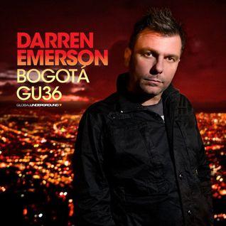 GU 036 - Darren Emerson - Bogota - Disc2