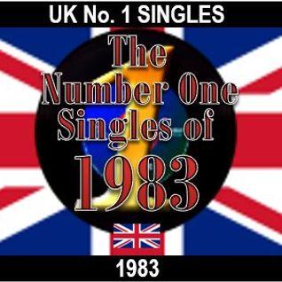 UK No.1 SINGLES OF 1983