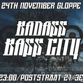 Cannibal Monkey - Bad Ass Bass City promo mix