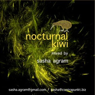 Nocturnal Kiwi mixed by Sasha Agram