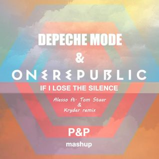 One Republic & Depeche Mode - If i lose the silence (P&P mashup)