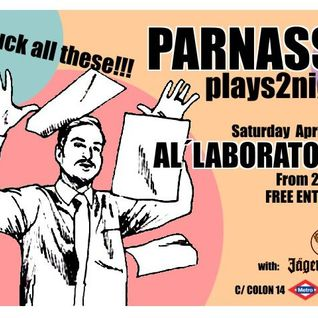 Parnasse Plays2night at Al´laboratorio / 28 04 2012