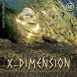 Chillout & Ambient - X-Dimension 40 [mixed by aQuarius]