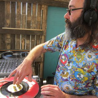 DJ COCONUTS' eclectic psychedelic mix at DOK (part 1)