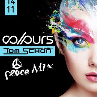 Tom Schön - 14-11-2015 COLOURS @ Tanzhaus West Frankfurt
