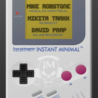 Mike Robstone warmup forTraxx and David Prap @ Instant Minimal 21-01-12