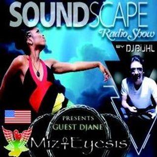 Mizeyesis podcast for Soundscape Radio w/ DJ Buhl - Jan 2015 (ALL HOUSE MIX)