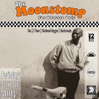 "Cornerstone Moonstomp recent Ska 7"" singles (8th July 2016)"