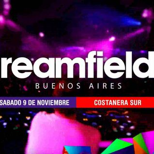 Sasha - Live @ Creamfields Buenos Aires (Cream Arena) - 09.11.2013