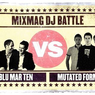 Blu Mar Ten - Mixmag DJ Battle Mix (March 2012)