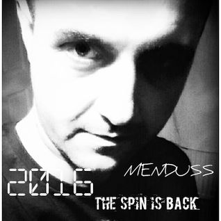 TheSpinIsBack2016 presents  Menduss [LIVE]