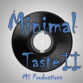 Minimal Taste II [Minimal Techno  DjSet]