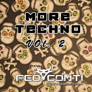 Fed Conti - More Techno Vol. 2