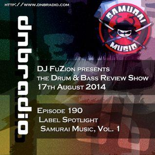 Ep. 190 - Label Spotlight on Samurai Music, Vol. 1