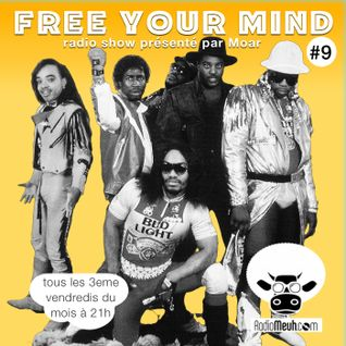 Free You Mind #9 (Mixed Show)