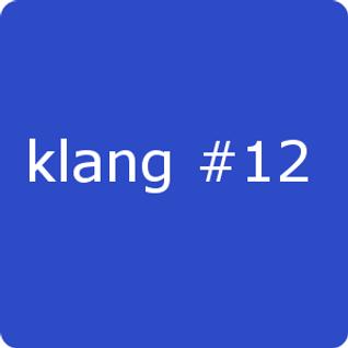 klang#12