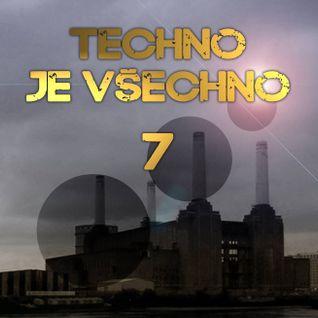 Techno je všechno 7,  Experiment Liberec 14/3/2014