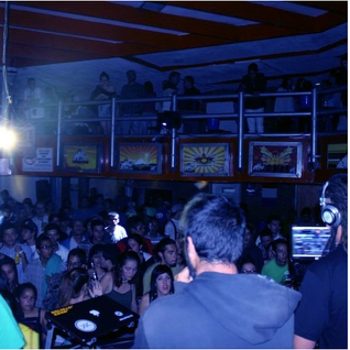 AudioSapienOnDaDex@BASS STATION - Merida Venezuela. RaggaJungle/JumpUp