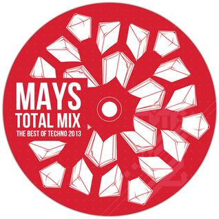 Mays @ Total Mix (The Best Of Techno 2013)