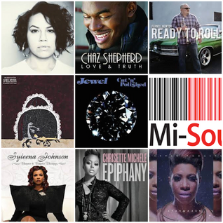 Instant Vintage on Mi-Soul Tuesday April 7th 2015