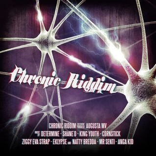 Chronic Riddim Mix Promo (Augusta Massive Prod.-Sept. 2012) - Selecta Fazah K.