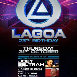 "lagoa birthday 23 years live by ""bes-seb"""