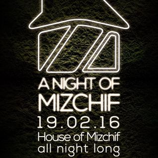 House of Mizchif Disco mix/ Horse and Groom Friday 19th Feb