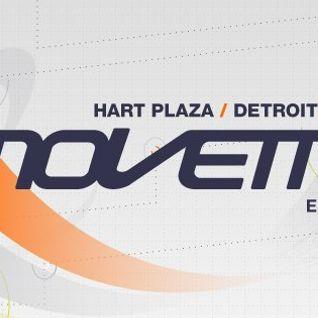 Maetrik aka MaceoPlex - Live @ Movement Electronic Music Festival 2013 (Detroit) - 27.05.2013