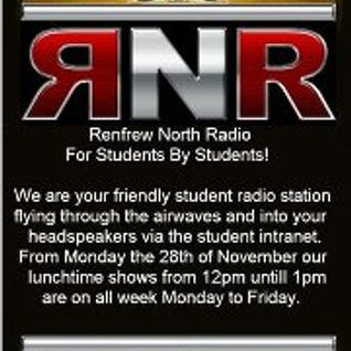 Jon and Peter Live on RNR 22/11/2011