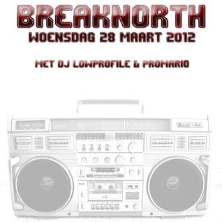BreakNorth 28-03-2012 Eerste Uur