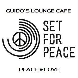 Set for Peace by Guido's Lounge Cafe  Peace and Love