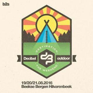 The Vision @ Decibel Outdoor Festival 2016