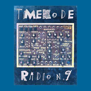 TIMEKODE RADIO SHOW #9