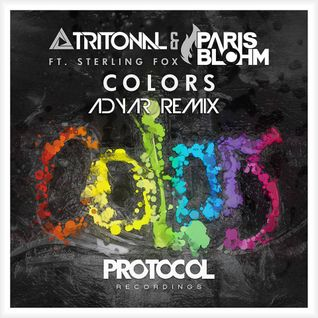 Tritonal Paris Blohm ft Fox Colors Sterling (Adyar Remix) DWL FB