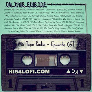 Mix Tape Radio | EPISODE 057
