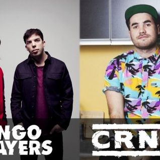 Diplo and Friends on BBC Radio 1Xtra feat. Bingo Players and CRNKN 08/11/13