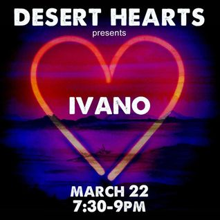ivano live opening set at desert hearts 3.22.2013