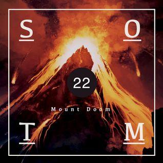 Mount Doom, The Black Land of Mordor - ser #22